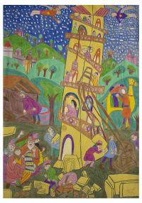 FLUX23   Rohullah Kazimi   Turmbau zu Babel   2