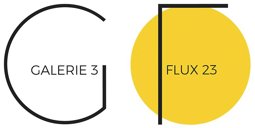 Galerie3 | flux23 Mobile Retina Logo