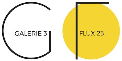 Galerie3 | flux23 Mobile Logo