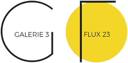 Galerie3 | flux23 Retina Logo